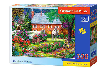 Пазлы Чудесный сад на 300 элементов, фото 2