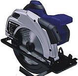 Пила дисковая Craft-Tec PXCS-185 (185мм, 1700Вт, Лазер). Циркулярная пила Крафт-Тек, фото 5
