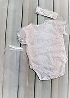Крестильный набор для девочек, фото 1