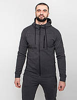 Темно-серый спортивный костюм мужской (Slimfit 2020) M-XXXL