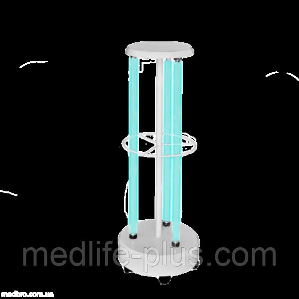 Облучатель бактерицидный передвижной трёхламповый САН-ЛАЙТ-01