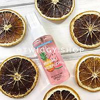 Cанитайзер спрей антисептик для рук Pineapple Watermelon WashYourBody