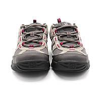 Кроссовки женские Серый цвет, Размер 38,5 трекинг (стоковая обувь) Распродажа.