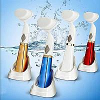 Щетка для умывания Pobling face cleaner,для глубокого очищения лица,Щетка для умывания электрическая