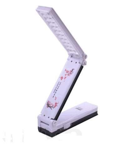 "Настольный LED светильник на аккумуляторах ""Яджа"" (YJ-6830)"