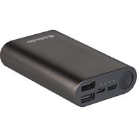 Портативное зарядное устройство Defender Lavita Fast 6000B 2*USB+1*Type-C, 6000 mAh, 3A (83625), фото 1