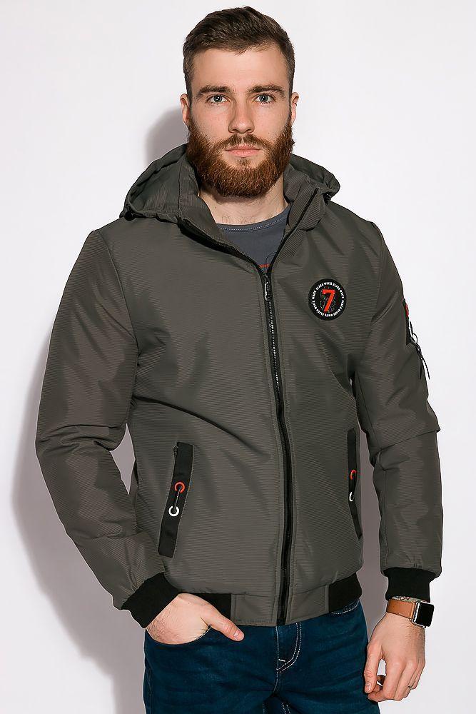 Стильная демисезонная куртка 120PCHB001