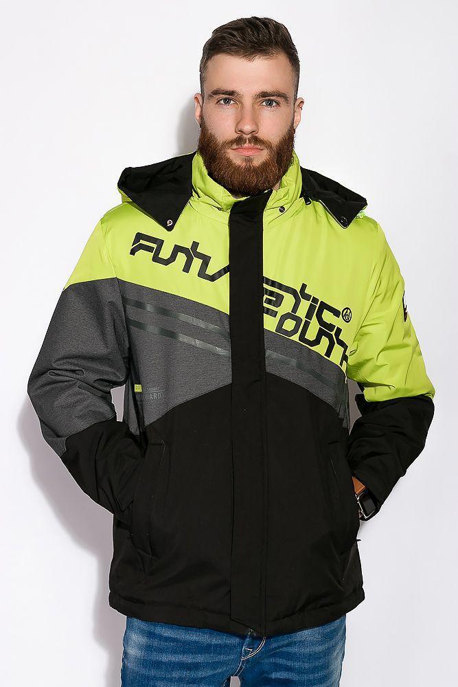 Спортивная однотонная куртка 120PMH8002