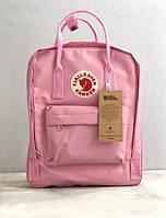 Рюкзак Міський Fjallraven Kanken Classic Рожевий, фото 1