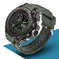 Часы Sanda 739 Green-Black
