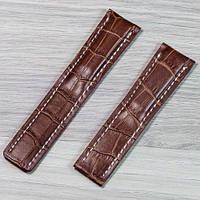 Ремешок для часов Breitling 20/22 Brown