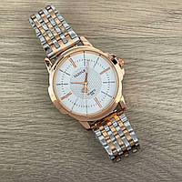 Часы Yazole Quartz 358 Gold-Silver-White