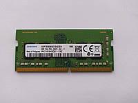 Оперативная память для ноутбука SODIMM Samsung DDR4 8Gb PC4-2400T (M471A1K43CB1-CRC) Б/У, фото 1