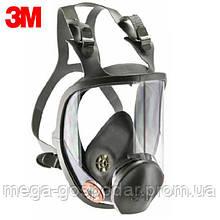 Маска 3М 6800,полнолицевая маска 3М серии 6000