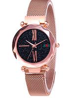 Часы Sky Watch Розовое-золото