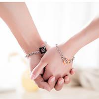 "Парні браслети ""Нескінченна любов"""