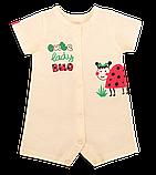 Детский полукомбинезон для девочки PS-20-12 *Обаяшка*, фото 3