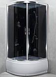 Гідромасажний бокс StarWhite 8300 (90x90), глибокий піддон, без електрики, фото 2