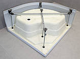Гідромасажний бокс StarWhite 8300 (90x90), глибокий піддон, без електрики, фото 8