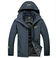Мужская куртка на меху JACK WOLFSKIN. Куртки. Верхняя одежда. Мужские модные куртки. Код: КСМ224