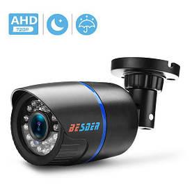 Камера видео наблюдения AHD 720P 1Мп