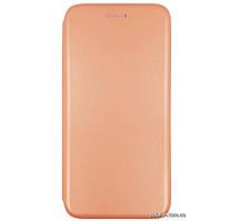Чехол-книжка MiaMI Kira Slim Shell для Nokia 5.1 Rose Gold