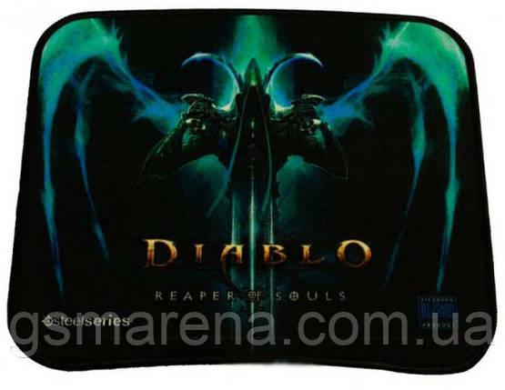 Коврик для мышки Q-2 Diablo III Malthael 250x300 Overlock, фото 2