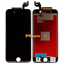 Дисплей для Apple iPhone 6s Черный (ААА)