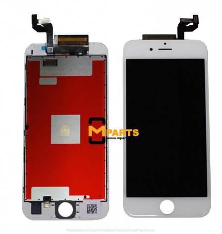 Дисплей для Apple iPhone 6s Белый (ААА), фото 2