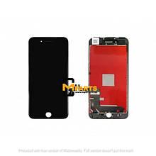 Дисплей для Apple iPhone 8 Plus Черный (ААА)
