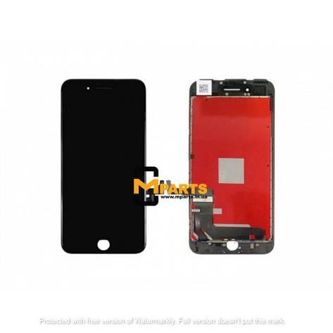 Дисплей для Apple iPhone 8 Plus Черный (ААА), фото 2