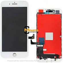 Дисплей для Apple iPhone 8 Plus Белый (ААА)