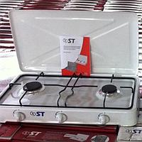 Настольная плита ST 63-010-02 BIG WHITE (Таганок), фото 1