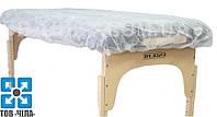 Чехол одноразовый 1 ♦ 2,2м спанбонд на массажный стол