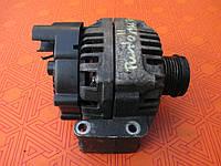 Генератор б/у для Fiat Doblo 1.3 JTD/Multijet. Bosch (Бош), Valeo (Валео) на Фиат Добло 1.3 джейтд/мультиджет.