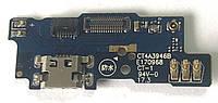 Разъем зарядки для Meizu M5c (M710H, с платкой)