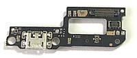 Разъем зарядки для Xiaomi Redmi 6 Pro, Mi A2 Lite (M150D1SE, с платкой)