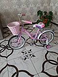 Велосипед алюминиевый Sigma Bellisima 20 дюймов, фото 10