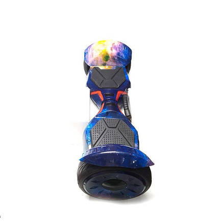 ГИРОСКУТЕР SMART BALANCE PREMIUM PRO8,5 Фиолетовый космосTaoTao APP автобаланс гироборд гіроборд, фото 2