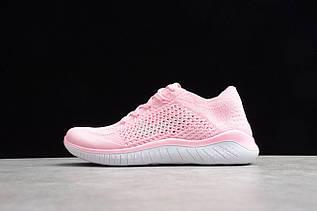 Кроссовки женские Nike Free Run Flyknit 2018 / FRN-043  (Реплика)