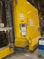 Стеклопакетная линия Lisec 2500 Х 3500 с газовым прессом