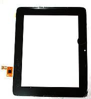 Тачскрин (сенсор) для China-Tablet PC 8 Teclast P85A, P85HP Черный, capacitive, 6pin (205x159mm) PINGBO PB80DR8371