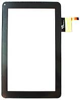 Тачскрин (сенсор) для China-Tablet PC 9 Assistant AP-901 Freelander PD50, PD60 GoClever Tab 9300, Tab A93.2 Черный