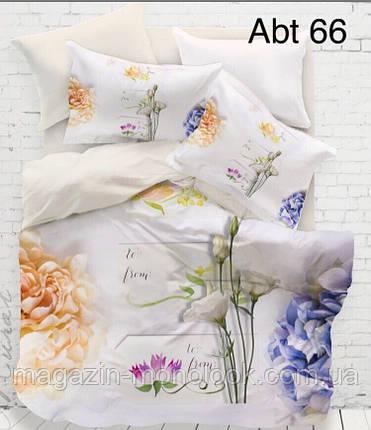 Комплект постельного белья ALTINBASAK Сатин 3D, фото 2