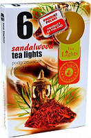 "Ароматические свечи-таблетки ADMIT 266 "" Сандаловое дерево"""