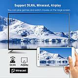 Смарт ТВ бокс H96 Max X3 с голосовым управлением Amlogic S905X3 4Gb/64Gb Android 9.0., фото 8