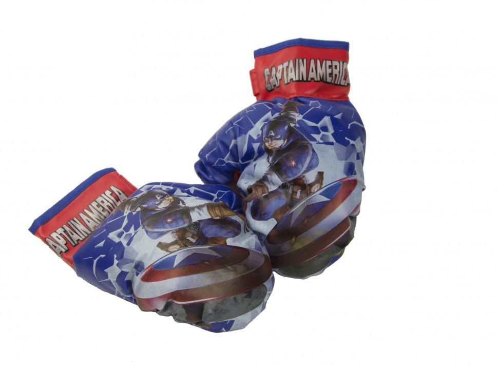 """Боксерские перчатки """"Captain America"""" M 6226"""