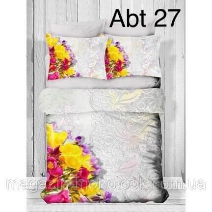 Комплект постельного белья ALTINBASAK Сатин 3D