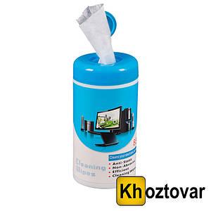 Влажные салфетки для чистки экрановCanamek