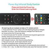 Смарт ТВ бокс H96 Max X3 с голосовым управлением Amlogic S905X3 4Gb/64Gb Android 9.0., фото 10